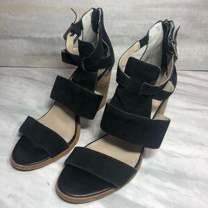 Hinge Cora Block Sandal 8M